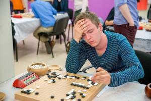 Андрей Кашаев, игра го