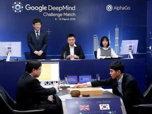 Lee Sedol vs AlpfaGo